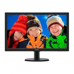 "Monitor LED 21,5"" Philips 223V5LHSB/00"