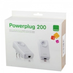 Adapter Lan/230V Devolo Powerplug 200 Starter Kit
