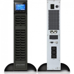Zasilacz UPS On-Line Power Walker VFI-1000CRM-LCD